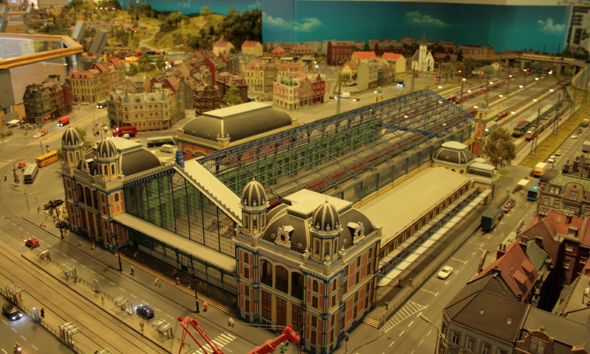 miniversum-budapest_Gare de Budapest